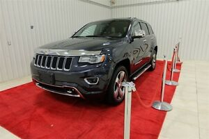 2014 Jeep Grand Cherokee Overland DIESEL GPS TOIT PANORAMIQUE