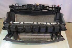 FIAT 500X FRONT PANEL RADIATORS PACK 1.6 MULTI JET DIESEL ENGINE NEW MODEL