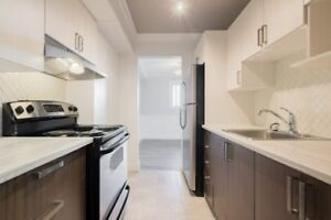 Partially Renovated Unit