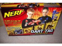 Nerf Dart Tag 2 player Game KT24 Surrey Boxed Great Condition