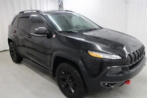 2016 Jeep Cherokee Trailhawk*OFF ROAD*MAGS 17PO*