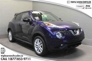 2015 Nissan Juke SL AWD CVT Leather - Bluetooth - Navigation