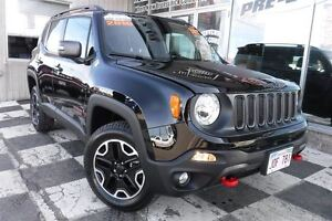 2016 Jeep Renegade Trailhawk | Back-up camera | Heated seats