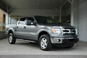 2014 Ford F-150 XLT Crew 4x4 3.5 Ecoboost Local one owner Trade-