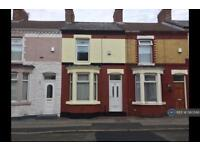 2 bedroom house in Sunbeam Road, Liverpool, L13 (2 bed)