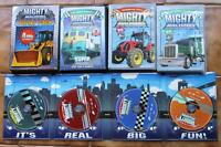 Mighty Machines DVD Collection