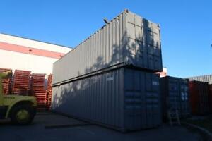 40 Ft Premium Shipping Container