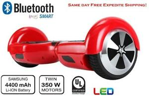 Safe bluetooth UL2272 certified hoverboards 1 year in store warranty. Many colors to choose from. We repair on-site