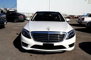 2015 Mercedes-Benz S-Class S550 CERTIFIED & E-TESTED!**SUMMER SP