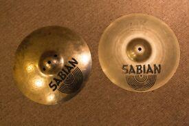 Sabian 13in AAX Fusion Hi-Hats