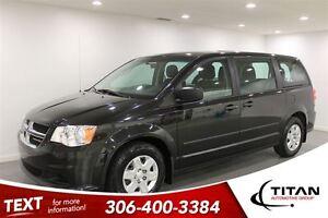 2013 Dodge Grand Caravan SE|Auto| 7 Passenger| PST Paid !!