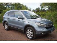 2009 (09) Honda CRV 2.2 i-CDTI ES Light Blue Metallic 89K miles **12 months MOT**