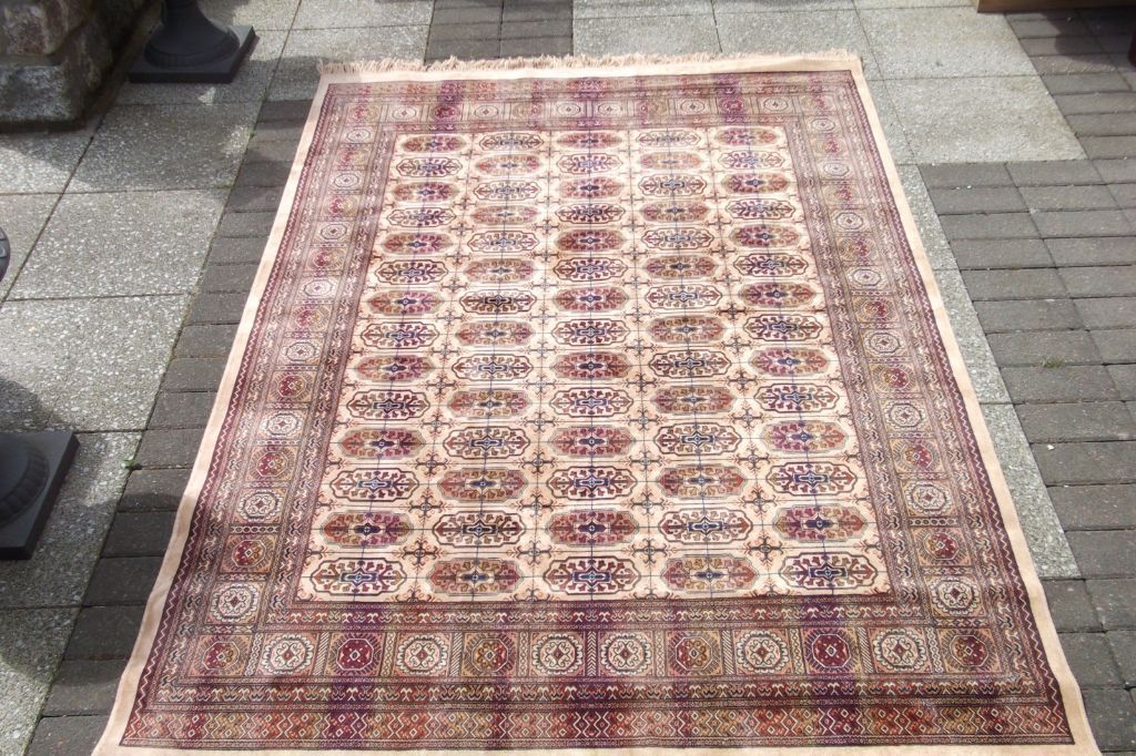 New Middle Eastern Style Rug Chiraz Made In Belgium Mixed