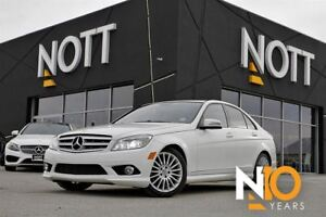 2010 Mercedes-Benz C-Class C250 4MATIC, Heated Leather