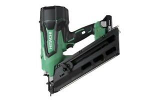 Hitachi NR1890DC 18V Cordless Clipped Head Framing Nailer (Open Box)