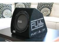 FU10A-F1 active subwoofer