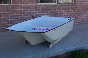 NEW 8-Foot Dinghy Made on Order in Fibreglass Morisset Lake Macquarie Area Preview