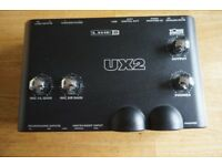 Line 6 POD UX2 Toneport Studio interface