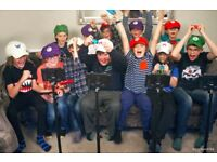 Kid's Gaming Party Business For Sale - Ready To Go Business - Money Making