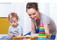 Sociable Nanny in East, London for a Full Time Live In role