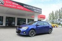 2014 Toyota Corolla S Vancouver Greater Vancouver Area Preview