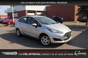 2016 Ford Fiesta SE, BLUETOOTH, CRUISE CONTROL, A/C