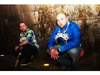 Stereo Vandals Seeking Vocal / Rap Collaborators for Album Tracks