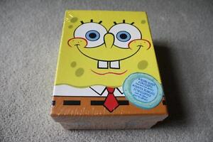 BRAND NEW - SPONGEBOB KEEPSAKE NOTE BOX