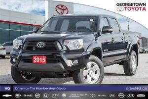 2015 Toyota Tacoma DOUBLE CAB HEATED SEATS BACKUP CAMERA