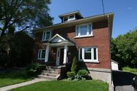 Civic Hospital Parkdale Market 3 bedroom semi-detached