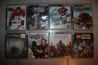 Playstation 3 Games $5 CHEAP! MUST SELL FAST!! also NEGOTIABLE!!