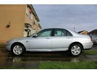 Rover 75 2ltr Diesel, Silver, 115bhp, 12mo MOT