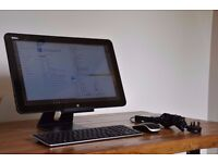BARGAIN Dell XPS 18 Win10 Intel Core i5 12Gb RAM 500Gb + 32Gb SSD Cracked Digitizer No Touch