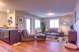1 Bedroom in a brand new Edmonton building with fitness center!