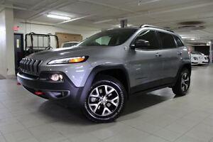 2015 Jeep Cherokee TRAIHAWK 4X4 *CUIR/TOIT/NAV*