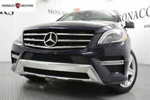 2012 Mercedes-Benz M-Class AWD DIESEL LUXURY PKG TECH PKG NAV CA