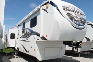2011 Heartland Big Horn 3610RE Fifth Wheel
