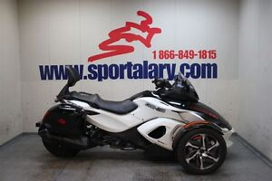 2014 can-am Spyder RS-S SE5 -