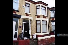 3 bedroom house in Clarence Road, Wirral, CH44 (3 bed)