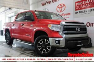 2014 Toyota Tundra 5.7L CREWMAX TRD OFFROAD WITH REMOTE START