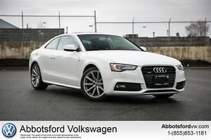 2015 Audi A5 2.0T - No Claims