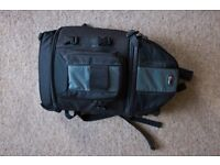 Camera Bag - Lowepro SlingShot 102 AW, Great for DSLR with attached lens, extra lenses, flash etc