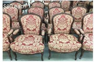 Sofa Chairs, Accent Chairs, Tub Chairs, Wing Back Chairs, Waiting Room Chairs, Stacking Chairs and Office Chairs on Sale