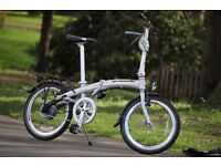 Dahon n360 folding bike brand new