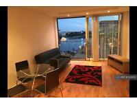 2 bedroom flat in The Quays, Salford Quays, M50 (2 bed)