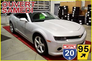 2015 Chevrolet Camaro 2LT RS * DÉCAPOTABLE * CUIR * CAMERA DE RE