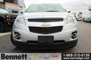 2012 Chevrolet Equinox 2LT - Heated seats, remote start, and pow Kitchener / Waterloo Kitchener Area image 2