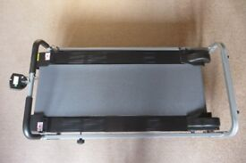 Pro Fitness Folding Manual Treadmill, as new