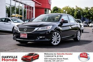 2014 Honda Accord Sedan V6 Touring at Leather|Navigation|Sunroof