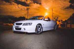 2005 sv6 vz 6 speed manual ute Lara Outer Geelong Preview